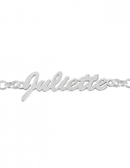 Bracelet prénom femme