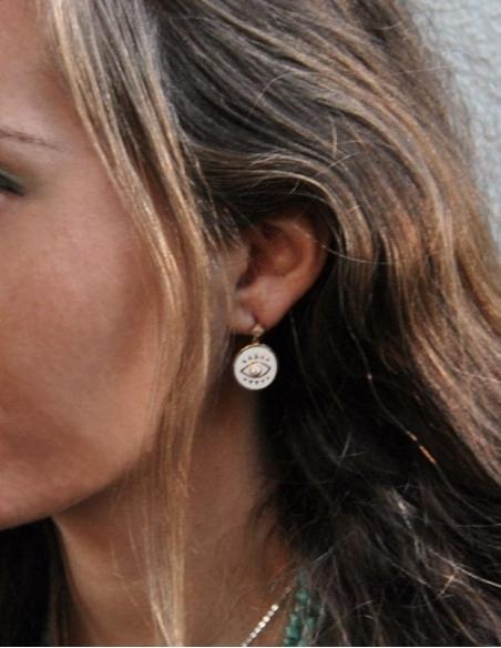 boucle oreille femme plaqué or