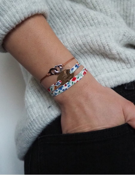 Bracelet cordon pour femme